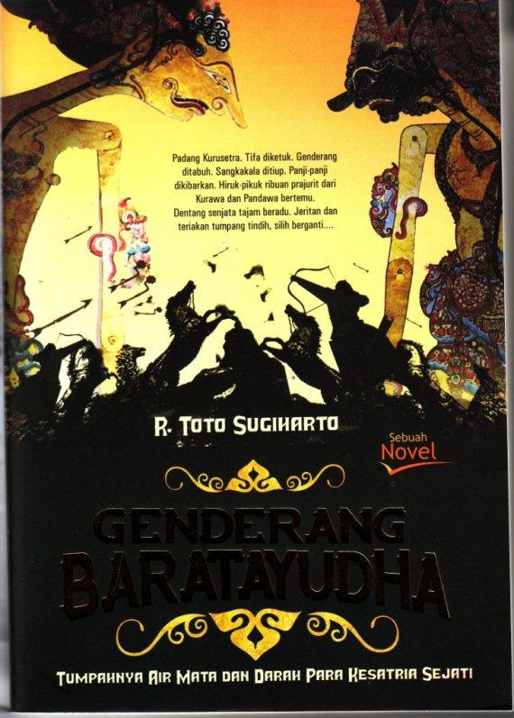 Buku GENDERANG BARATAYUDHA - R. Toto Sugiharto