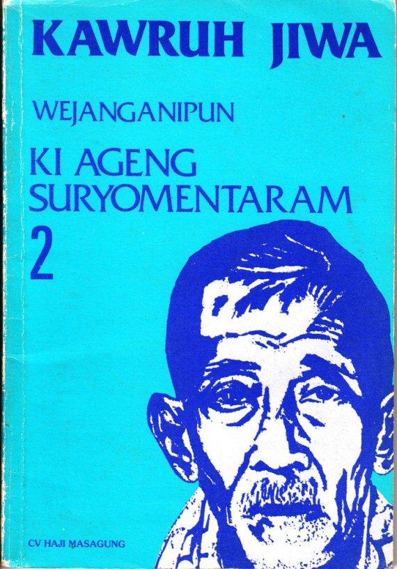 """Sampul buku """"Kawruh Jiwa jilid 2"""""""