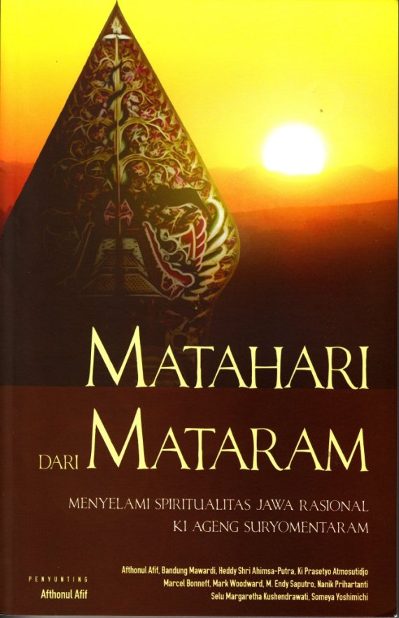 Buku MATAHARI DARI MATARAM - Afthonul Afif (penyunting)