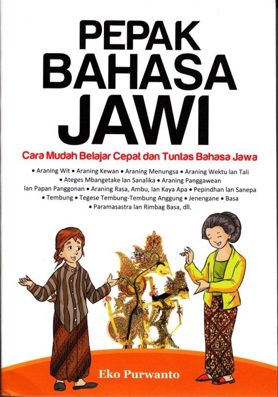 Buku PEPAK BAHASA JAWI - Eko Purwanto