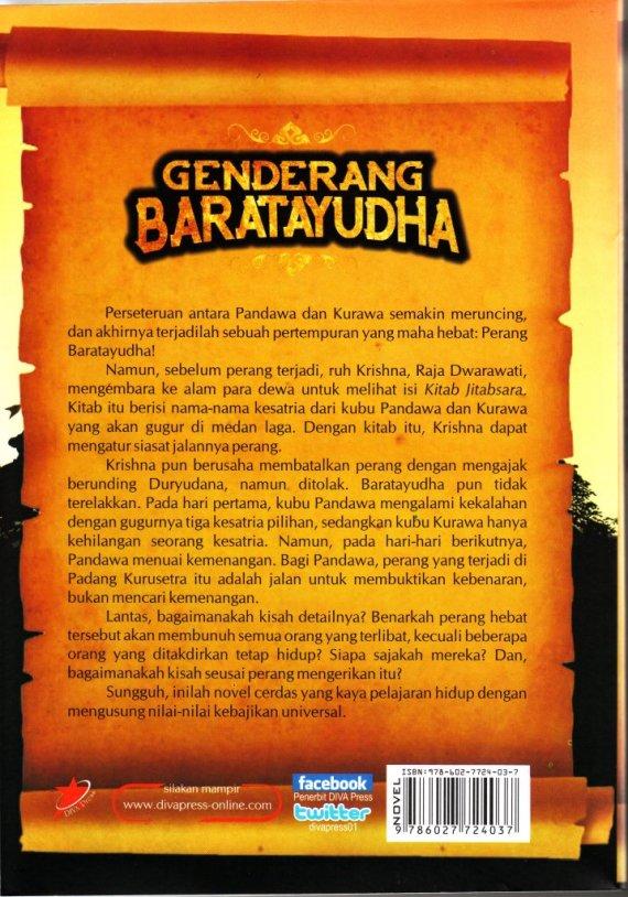 CvrB Genderang Baratayudha- Toto S cmprs