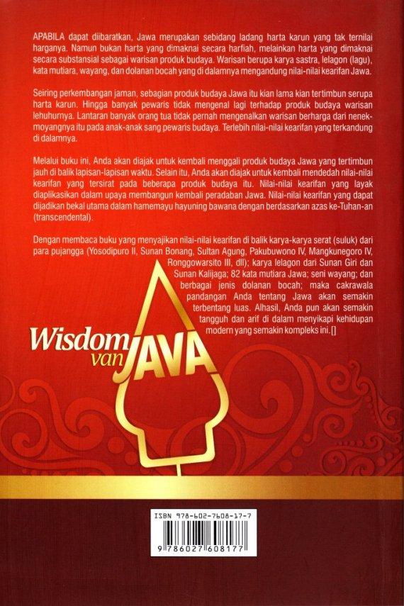 CvrB Wisdom van Java- Sri Wintala Achmad cmprs