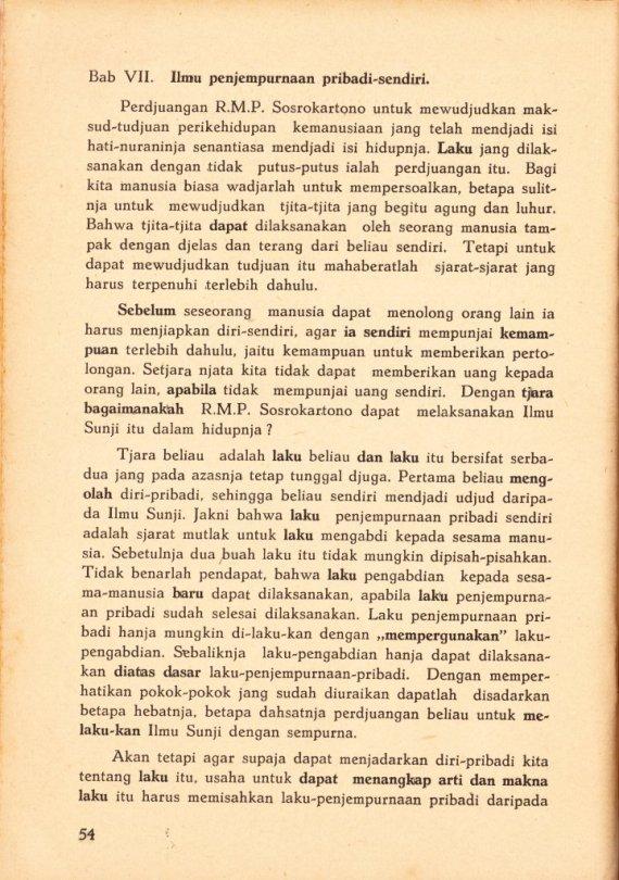 Hlmn54 Ilmu Kantong Bolong- Sosrokartono cmprs