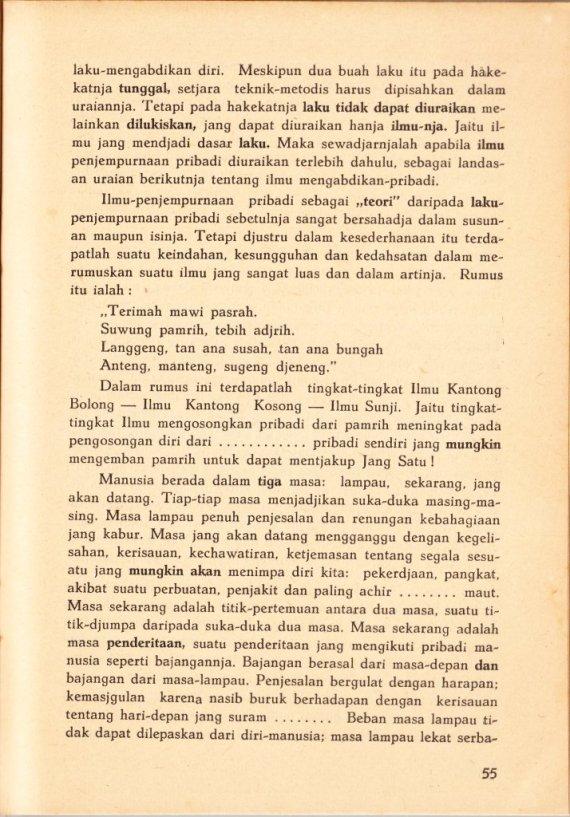 Hlmn55 Ilmu Kantong Bolong- Sosrokartono cmprs