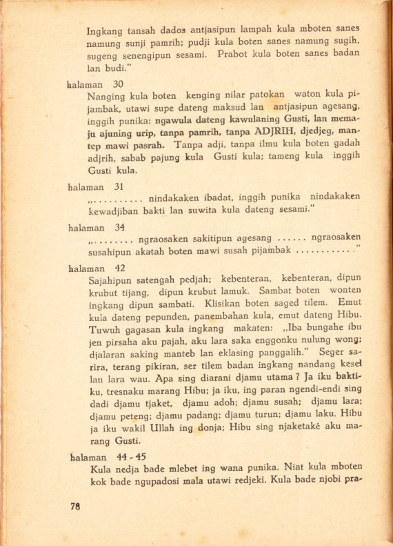 Hlmn78 Ilmu Kantong Bolong- Sosrokartono cmprs