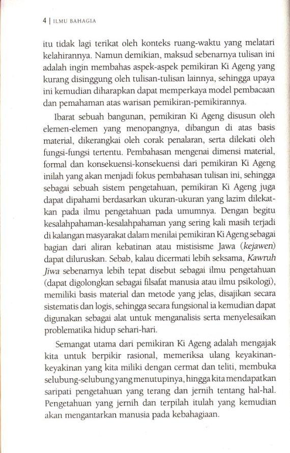 Ki Ageng Suryomentaram -Afthonul Afif