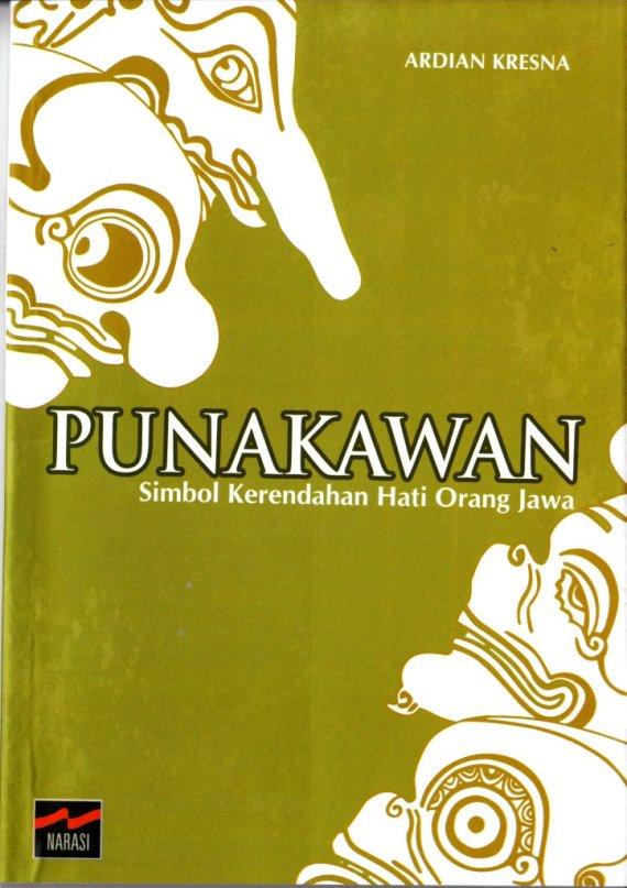 Buku PUNAKAWAN - Ardian Kresna