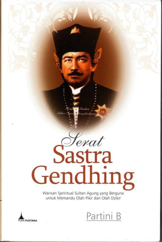 Buku SASTRA GENDHING - Partini