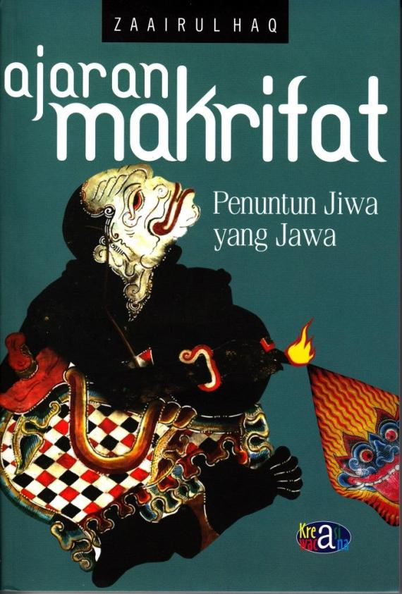 Sampul buku AJARAN MAKRIFAT oleh Zaairul Haq