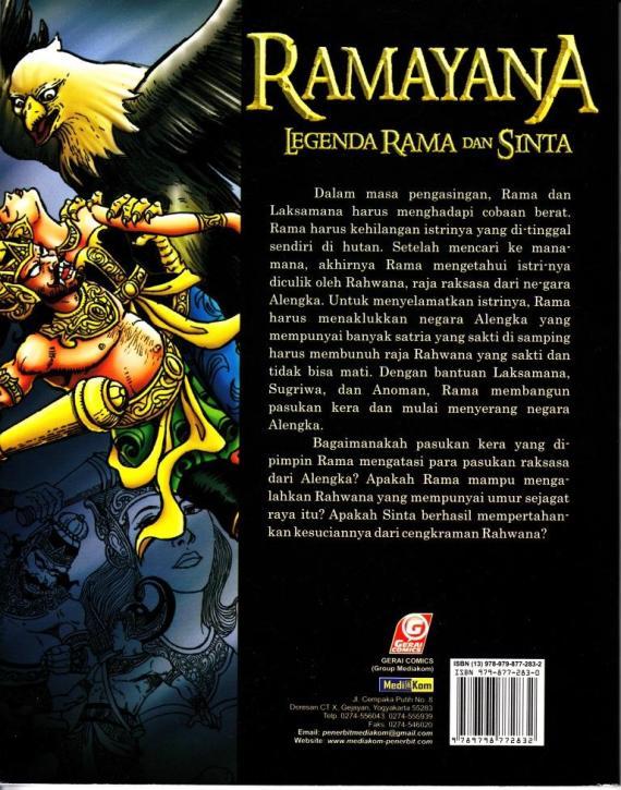 Cvr Blk Ramayana- Ruhiyat S- komik cmprs