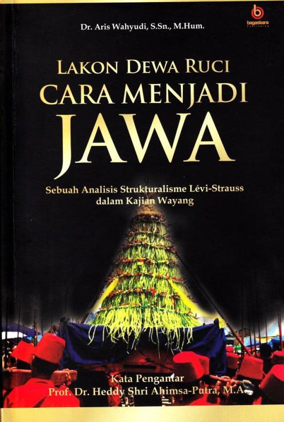 Sampul buku CARA MENJADI JAWA oleh Aris Wahyudi