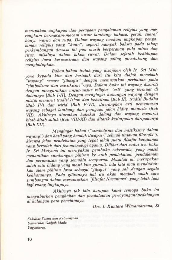 Sambutan 3 Simbolisme Mistik dlm Wyang- Sri Mulyono cmprs