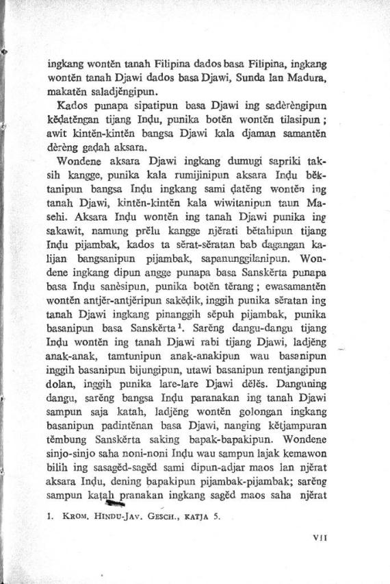 Pengantar 3 Kepustakan Jawi- Poerbatjaraka cmprs