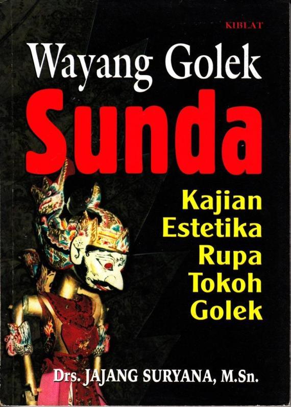 Buku WAYANG GOLEK SUNDA karya Jajang Suryana.