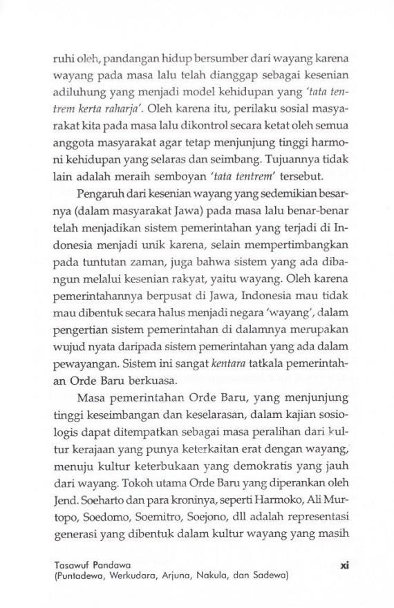Pengantar 3 Tasawuf Pandawa- M Zaairul Haq cmprs