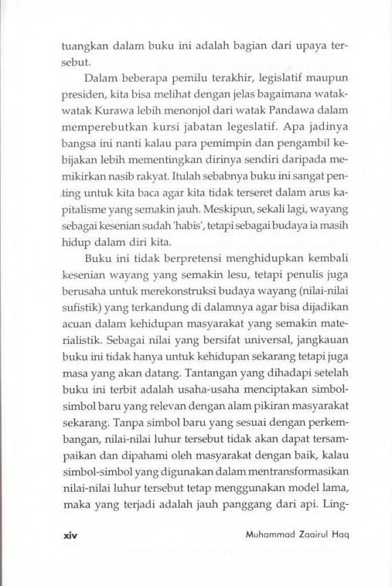Pengantar 6 Tasawuf Pandawa- M Zaairul Haq cmprs