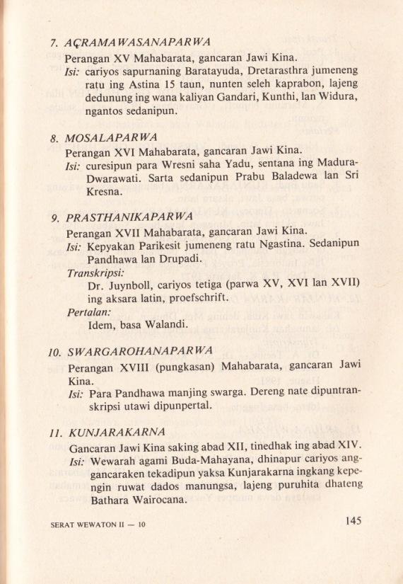 Kapustakan Jawi Wetan Bab Wayang 3- Soenarto Timoer cmprs