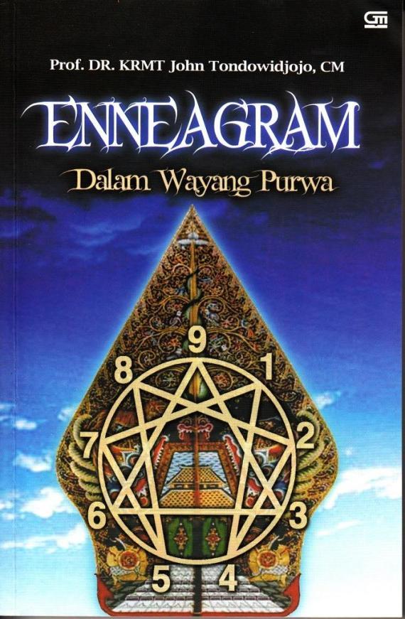 Buku ENNEARGRAM DALAM WAYANG PURWA karya John Tondowidjojo.