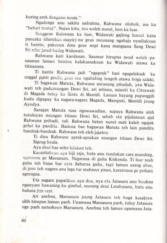 Contoh isi buku PADLANGAN jilid 1 karya MA Salmun