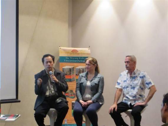 Ki Purbo Asmoro, Kathryn Emerson, John McGlynn, Wayang for the World, Wayang Educational Package, Makutharama, Sesaji Raja Suya, The Lontar Foundation