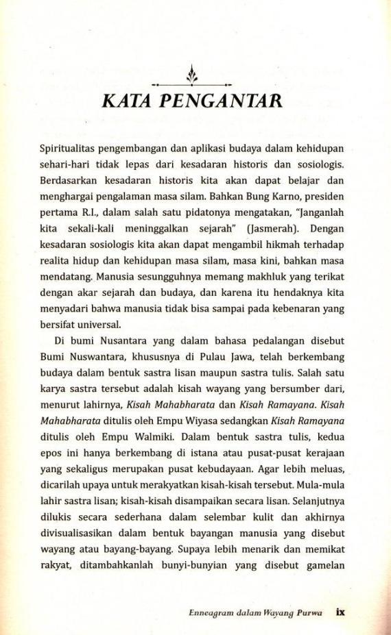 Pengantar 1 Enneagram Dlm Wyng Purwa- John Tondowidjojo cmprs