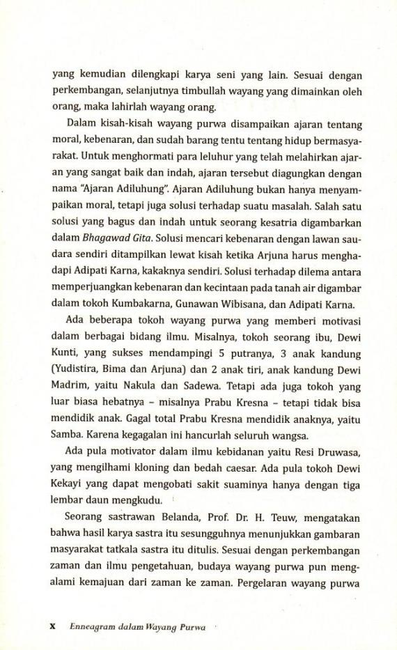 Pengantar 2 Enneagram Dlm Wyng Purwa- John Tondowidjojo cmprs