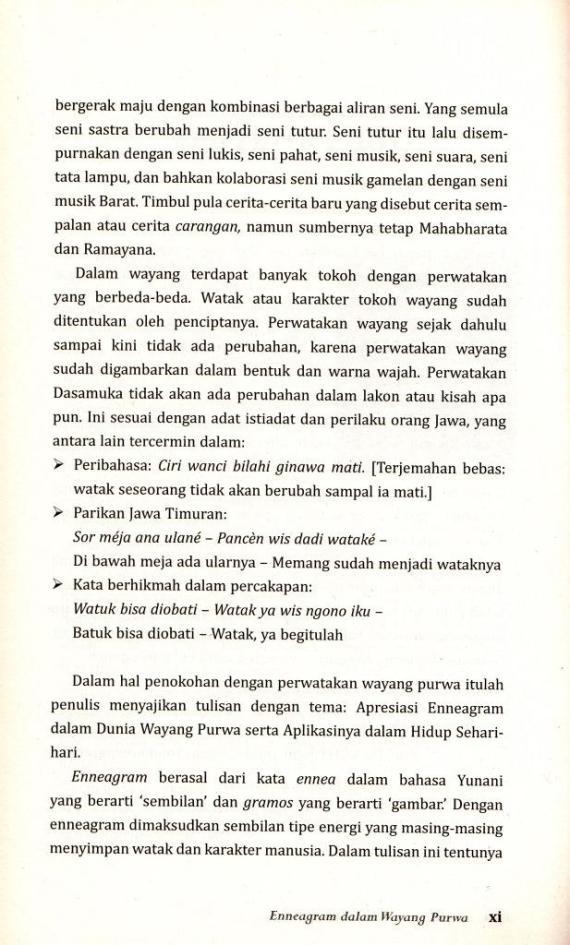 Pengantar 3 Enneagram Dlm Wyng Purwa- John Tondowidjojo cmprs