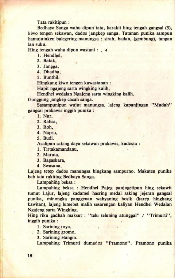 Falsafah Tari Gaya Yogyakarta 2- Brontodiningrat c