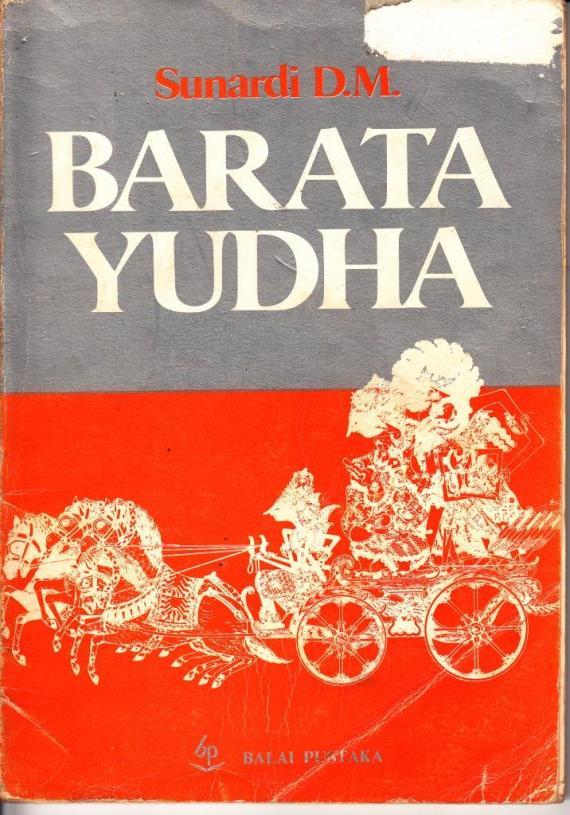 Buku BARATA YUDHA oleh Sunardi DM