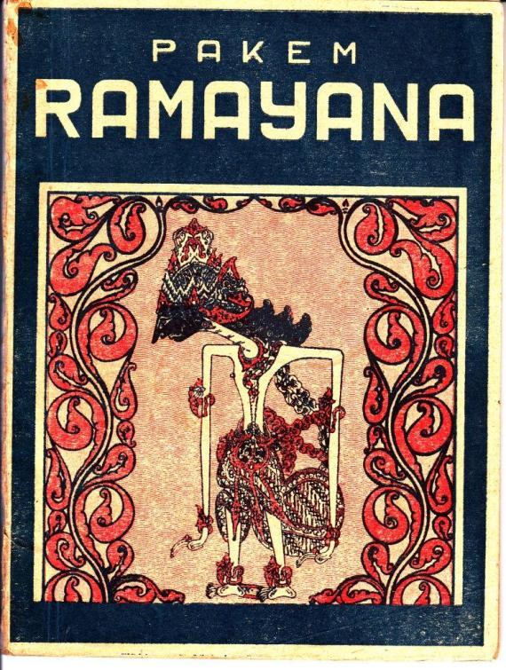 Buku PAKEM RAMAYANA karya Ki Slamet Soetarsa.