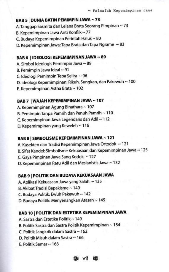 Dftr Isi 2 Flsfh Kpemimpinan Jawa- Suwardi E cmprs