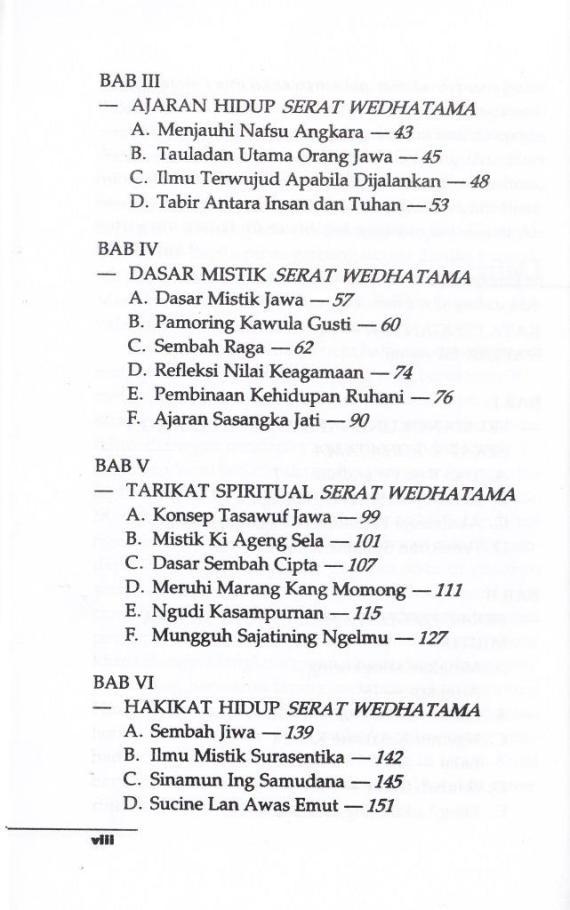 Dftr Isi 2 Tafsir Wedhatama- Adityo Jatmiko cmprs