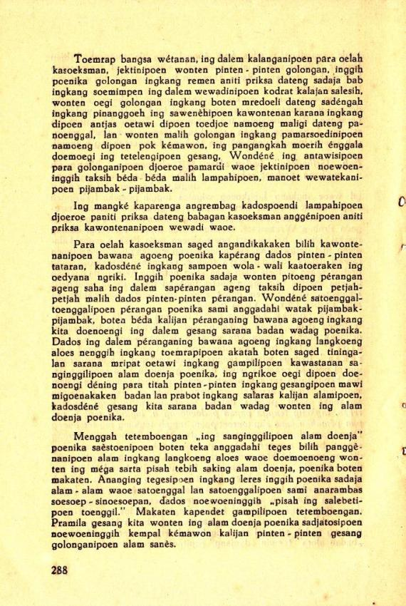 Hlm 288 Mahabharata Kawedar no 10 Oct 1938 cmprs