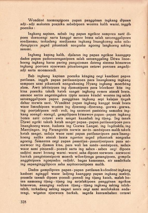 Hlm 328 Mahabarata Kawedar no 11 Nov 1938 cmprs