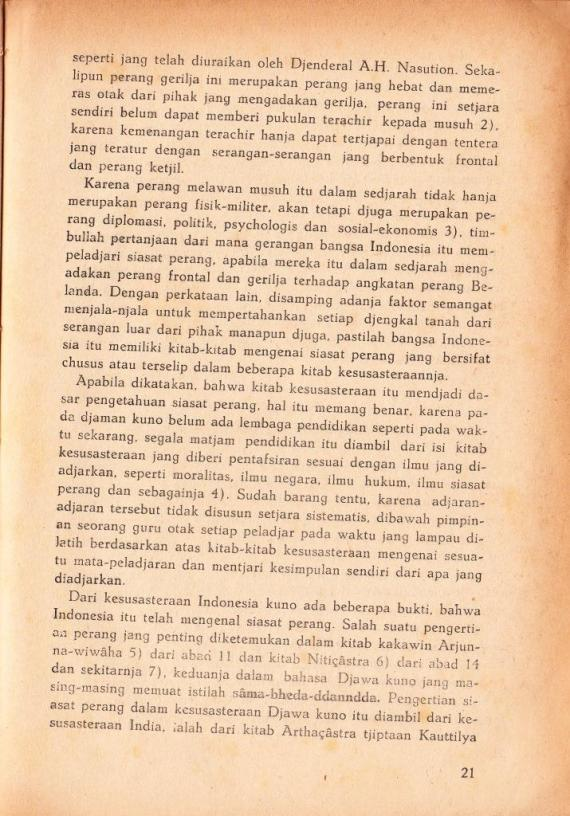 Sejarah 12 KAKAWIN BHARATA YUDDHA.
