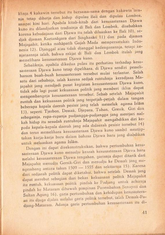 Sejarah 2 KAKAWIN BHARATA YUDDHA.