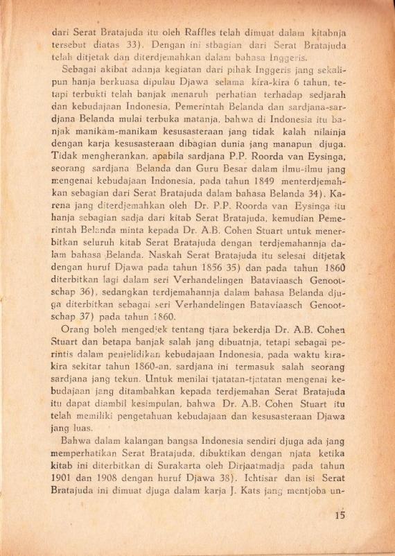 Sejarah 6 KAKAWIN BHARATA YUDDHA