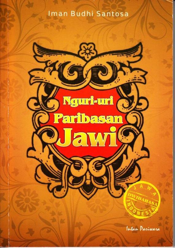 buku NGURI-URI PARIBASAN JAWI karya Iman Budhi Santosa