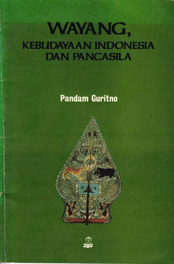 Ebook WAYANG, KEBUDAYAAN INDONESIA DAN PANCASILA karya Pandam Guritno penerbit Universitas Indonesia Press
